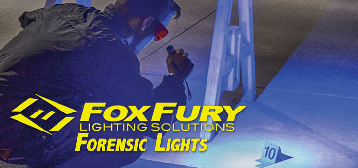 FoxFury Forensic Lighting and torches