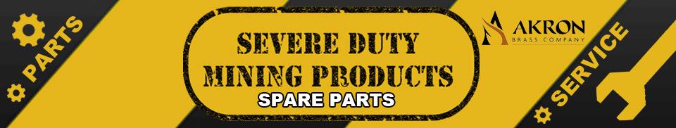 Akron Severe Duty Spare Parts