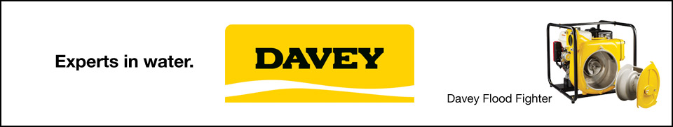 Davey Flood Fighter Pump