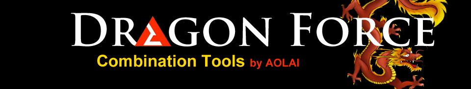 Dragon Force Rescue Combi Tool