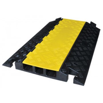 power safe 3 channel heavy duty cable cover brt fire and rescue supplies. Black Bedroom Furniture Sets. Home Design Ideas