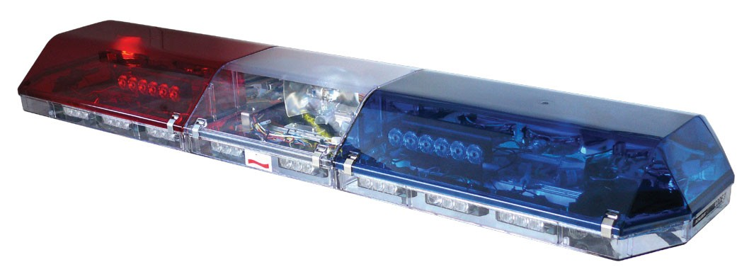 Code 3 Excalibur Lightbar 47 Quot Red Blue And Red Red Brt