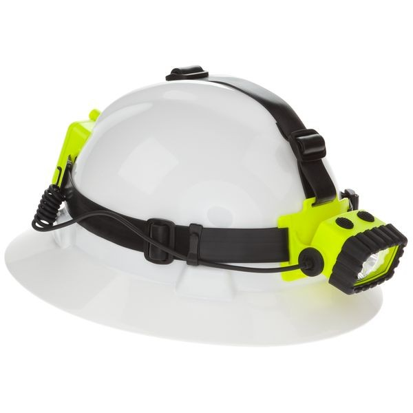 Xpp 5456g Intrinsically Safe Multi Function Led Headlamp