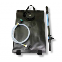 Scotty Hand Pump and Back Pack # 4200-DECON