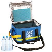 Harcor - Custom Water Cooler Bag open