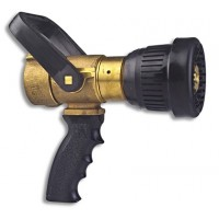 Akron Brass Style # 3019 Fog Nozzle + Pistol Grip