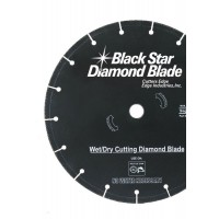 Cutters Edge Black Star Diamond Blade
