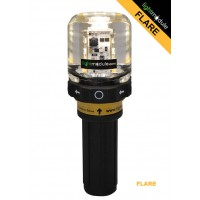 LMPRO Flare AMBER with Battery Pack