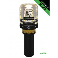 LMPRO Flare GREEN with Battery Pack