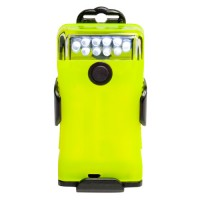 FoxFury Scout glow - Personal Fire Right Angle Torch Front