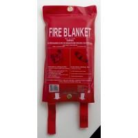 Fire Blanket 1.0 x 1.0mtr