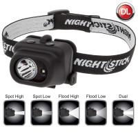 Nightstick NSP-4608B Dual-Light Multi-Function Headlamp