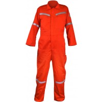 Lightweight Flame Retardant Coverall