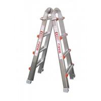 Waku Little Jumbo Telescopic Ladder - M101/TL14
