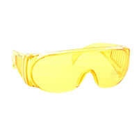 FoxFury - Yellow Forensic Goggles