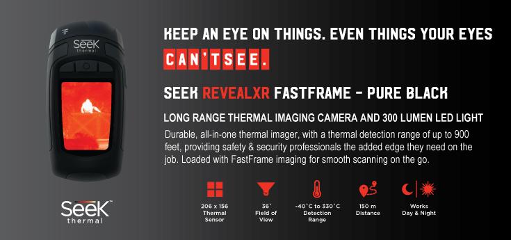 Seek Thermal Imaging Cameras - Reveal XR