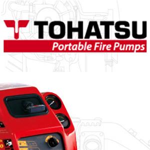 Tohatso Portable Fire Pumps