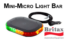 Britax Mini Micro Light Bar
