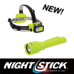 Nightstick Intrinsically Safe Torches