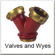 Akron Valves and Wyes