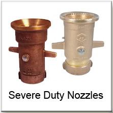 Akron Severe Duty Nozzles