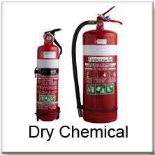 DCP Extinguishers