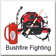 Bush Fire Fighting