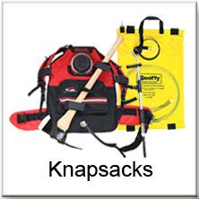 Bushfire Knapsacks