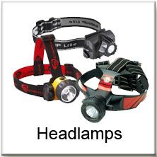 Fire Headlamps