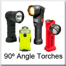 LED Right Angle Torches