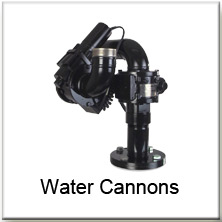 Akron Severe Duty Water Cannons