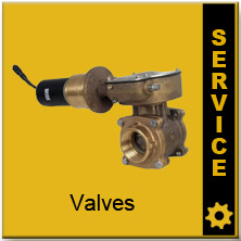 Akron Valves Spare Parts Kits