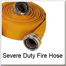 Severe Duty Fire Hose