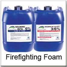 Solberg Fire Fighting Foam
