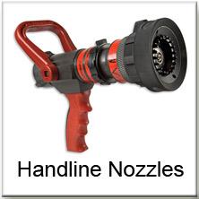 Structural Handline Nozzles