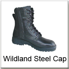 Wildland Steel Cap