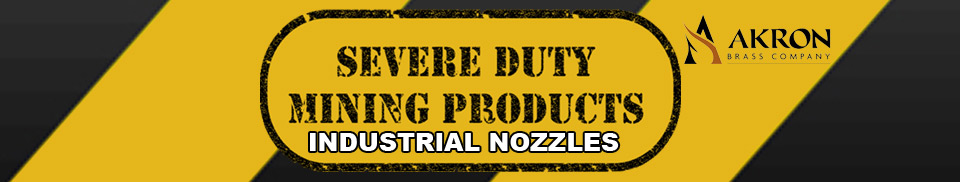 Akron Nozzles - Industrial