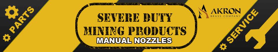 Akron Manual Nozzles