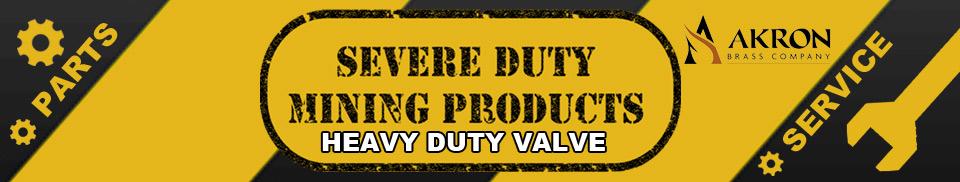 Akron Valve Spare Parts