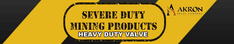 Akron Heavy Duty Valve