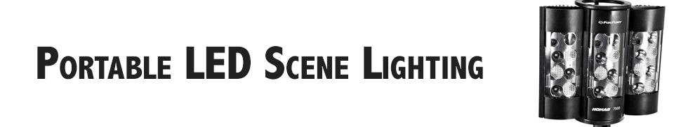 Portable LED Scene Lighting