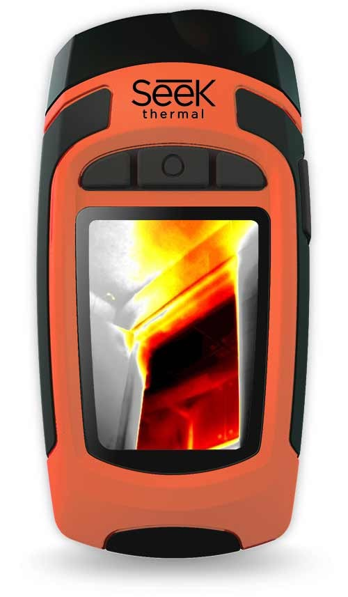 Seek Thermal Camera >> BRT Fire and Rescue Supplies Seek - RevealFirePRO Thermal Imaging Camera BRT Fire and Rescue ...