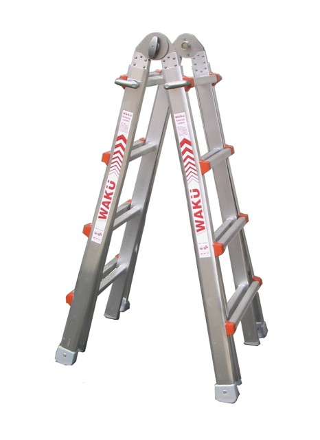 brt fire and rescue supplies waku little jumbo telescopic ladder m101 tl14 brt fire and rescue. Black Bedroom Furniture Sets. Home Design Ideas