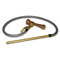 Akron Brass Style # 2901 Industrial/Marine In-Line Foam Eductor