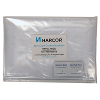 Arm Core Cooler Harness - Refill Pack for 2 Harness Kit