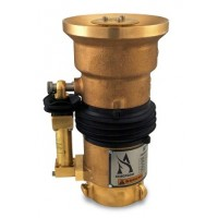 Akron Brass Style # 4472 Hydraulic AkroFoam Master Stream Nozzle