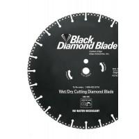 Cutters Edge Black Diamond Blade