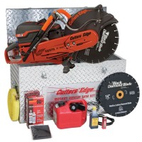 Cutters Edge Rotary Rescue Saw Kit