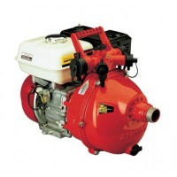 Davey Honda Firefighter Pump Twin Stage - 4 Way Outlet