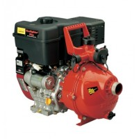 Davey Vanguard Firefighter Pump Twin Stage - 3 Way Outlet